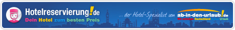 Hotels online buchen bei Hotelreservierung.de